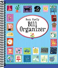bill organizer book 2018