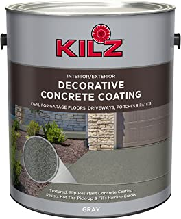 concrete filler paint