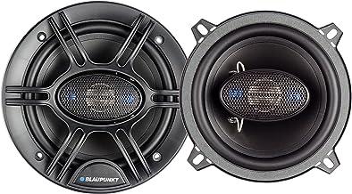 Blaupunkt 5.25-Inch 300W 4-Way Coaxial Car Audio Speaker, Set of 2 photo