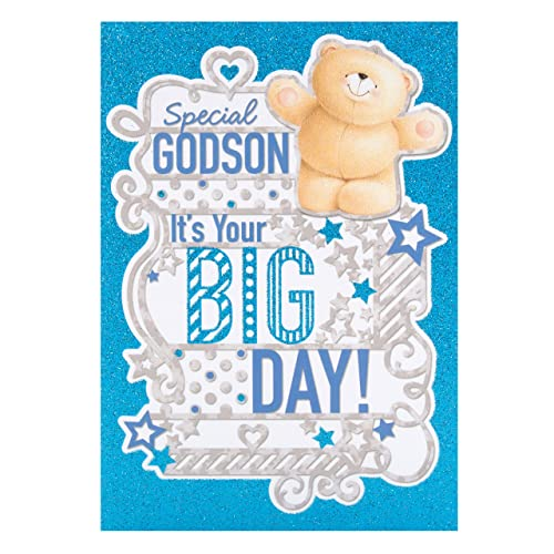 Hallmark Birthday Card For Godson Big Day