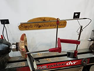 Simple Hollowing System - Accepts All Simple Woodturning Tools. (SHS with Laser)