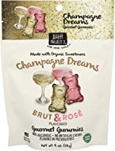 Project 7 Natural Gourmet Gummies in Champagne Dreams, 4 Ounce Pouch