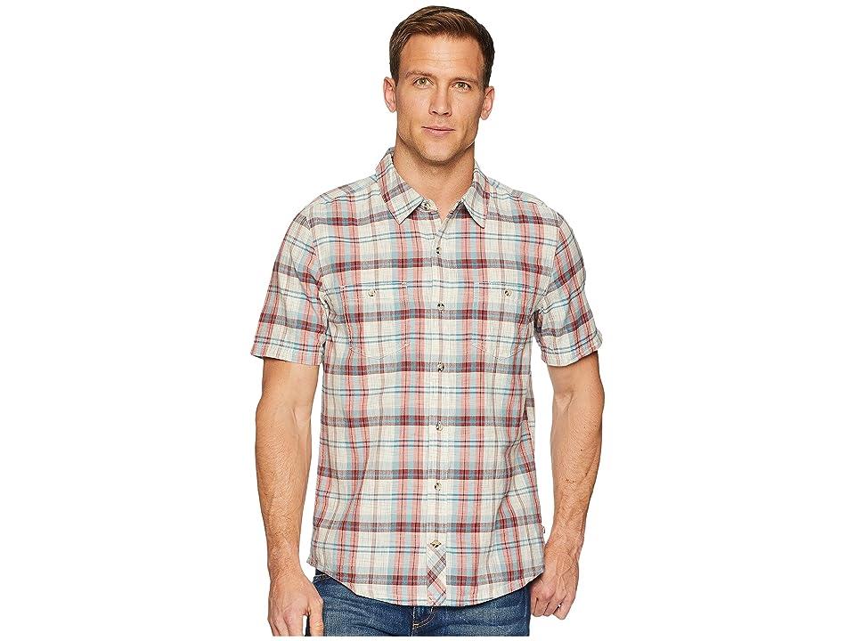 Toad&Co Smythy S/S Shirt (Salt) Men
