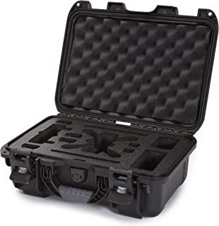 Nanuk 915-Spark Hard Case with Foam Insert for DJI Spark Flymore Camera, Black (915-SPARK1)