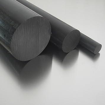 Polyamid PA6 Rundstab natur /Ø 6mm 200cm L: 2000mm Kunststoffstab Zuschnitt