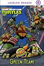 Green Team! (Teenage Mutant Ninja Turtles)