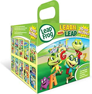 Leapfrog: Learn with Leap Mega Pack