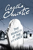 Cover image of The Murder at the Vicarage by Agatha Christie