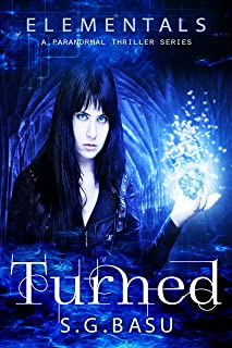 Turned (Elementals Book 1)