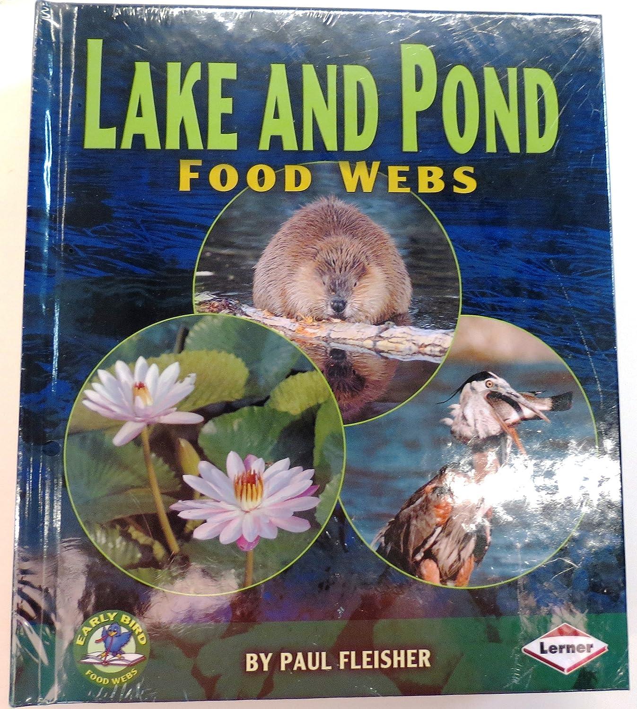 mejor marca Food Webs - Juego de libros (56545) (56545) (56545)  Ahorre 60% de descuento y envío rápido a todo el mundo.