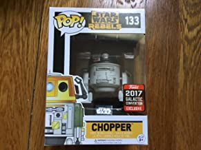 Funko Pop! Star Wars Rebels Chopper 2017 Galactic Convention Exclusive