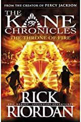 The Kane Chronicles: The Throne of Fire Kindle Edition