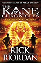 The Throne of Fire (The Kane Chronicles Book 2): Rick Riordan