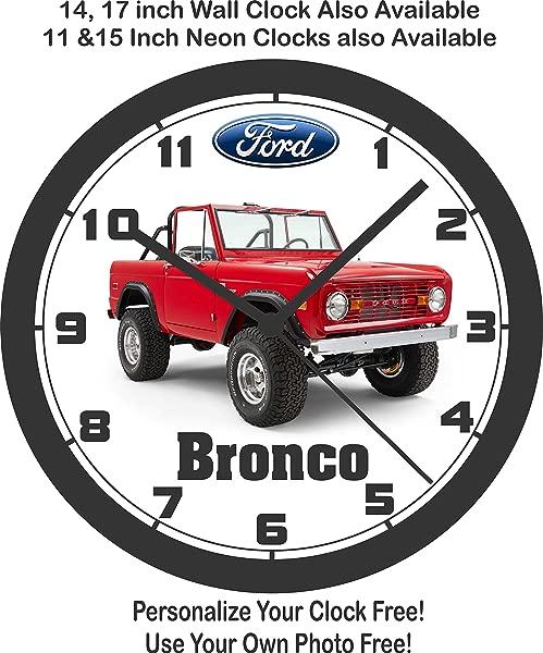 福特布朗科红挂钟免费美国船
