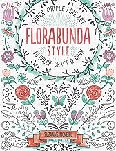 Florabunda Style: Super Simple Line Art to Color, Craft & Draw (Design Originals)