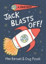 Jack Blasts Off (A Jack Book Book 2)