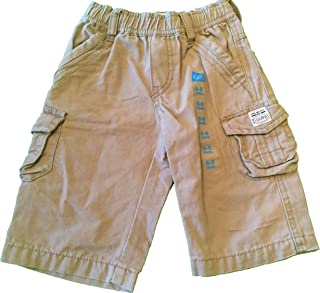 The Children's Place Baby Boys Cargo Shorts 6-9 Months Beige