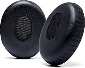 WC Wicked Cushions Replacement Ear Cushions for Bose QuietComfort 3 - Extra Durable Leather, Softer Memory Foam, Added Thi...