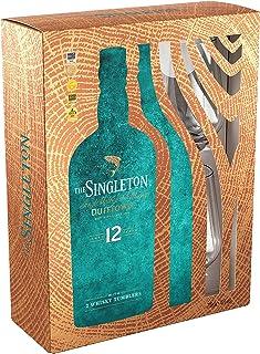 The Singleton of Dufftown Whisky 12 Jahre 0,7l  2 Tumbler in Geschenkpackung