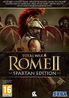 Total War Rome II Spartan Edition PC Game