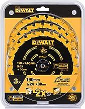 DeWalt DT10399-QZ Kreissaegeblatt Handkr. 190/30mm 24WZ