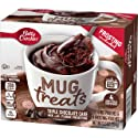 Betty Crocker Baking Mug Treats Triple Chocolate Cake Mix with Fudge Frosting, 12.5 oz(us)