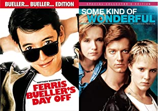 John Hughes 2-Pack - Ferris Bueller's Day Off (Bueller...Bueller...Edition) & Some Kind of Wonderful (Special Collector's Edition) 2-DVD Bundle