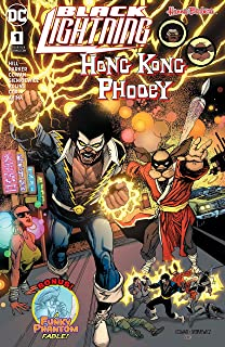 hong kong phooey black lightning