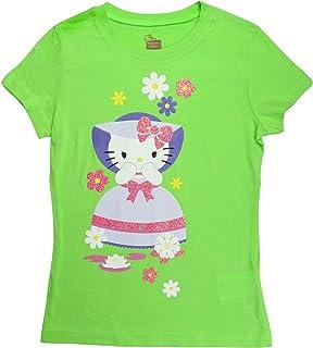 911dfa11f Amazon.com: hello kitty - Greens / Tops & Tees / Clothing: Clothing ...