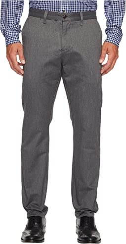 Modern Khaki Slim Tapered Pants