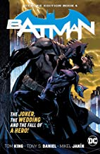Batman: The Rebirth Deluxe Edition - Book 4 (Batman (2016-))