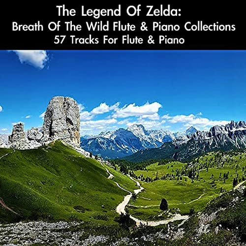 Hyrule Castle Inside From Zelda Breath Of The Wild For Piano Solo By Daigoro789 On Amazon Music Amazon Com