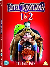 Hotel Transylvania 1-2 [DVD] [Region2] Requires a Multi Region Player