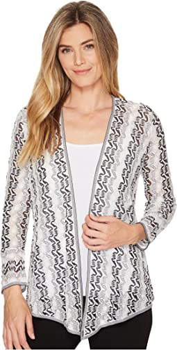 NIC+ZOE Covered Up 4-Way Cardy
