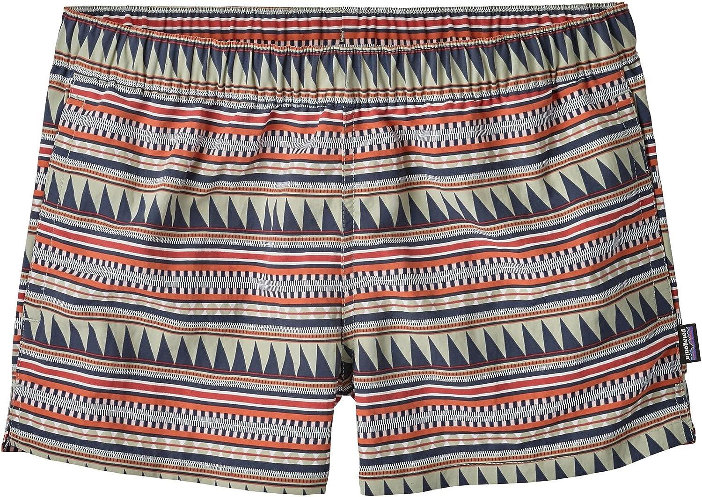 Patagonia Women's Barely Baggies Shorts  2 1 2