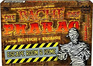 Die Rache des Pharao, Escape Room Spiel, für 1-6 Spieler ab