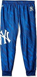 New York Yankees Polyester Mens Jogger Pant Large