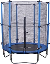 Super Jumper Combo Trampoline, Blue, 10-Feet