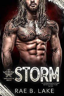Storm: A Wings of Diablo MC Novel
