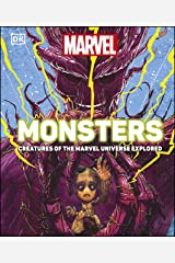 Marvel Monsters: Creatures Of The Marvel Universe Explored Kindle Edition