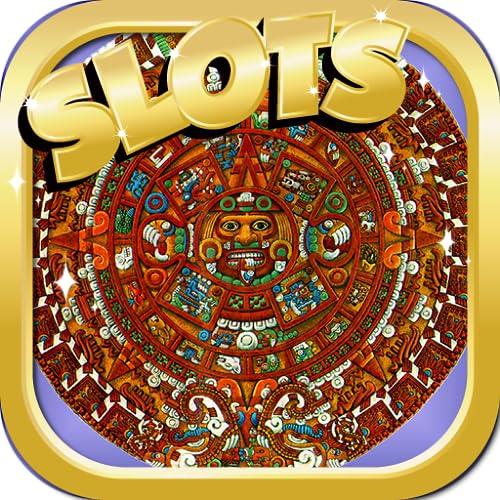 Hoyle Slots : Aztec Gol Edition - God Of Casino Slot Machines Hd