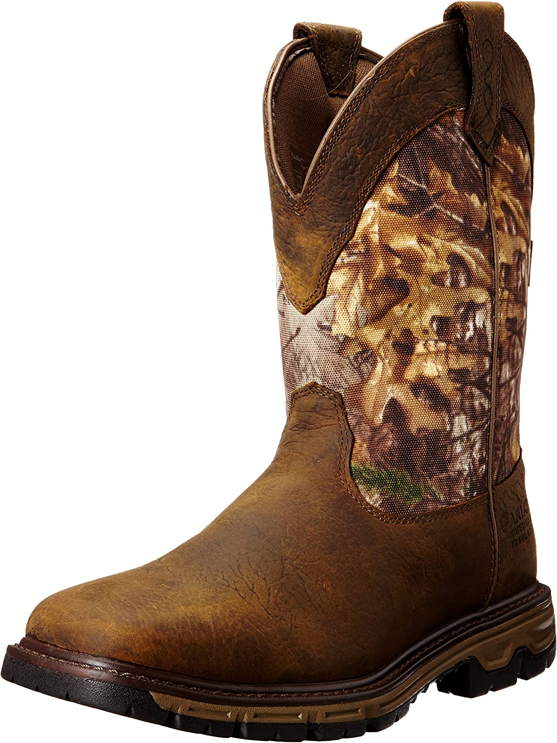 ARIAT MEN's Conquest Row -on H2O H2O H2O Isolerad cowboy Boot  kom att välja din egen sportstil
