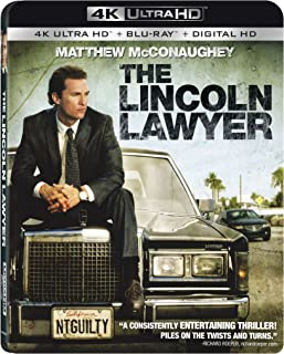 The Lincoln Lawyer 4K Ultra HD