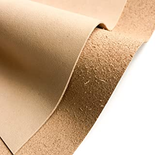 Genuine Veg Tanned Leather: 1 Leather sheeth (8x10In/ 20x25cm)