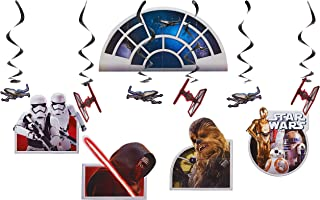 American Greetings Star Wars Episode VII Room Decorating Kit