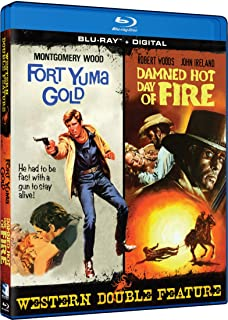 Fort Yuma Gold & Damned Hot Day of Fire - Double Feature