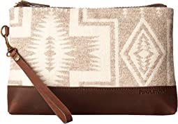 Pendleton - Tonal Wool Mini Pouch
