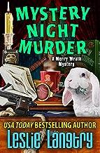 Mystery Night Murder (Merry Wrath Mysteries Book 10)