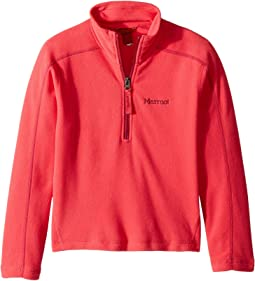 Marmot Kids Girl's Rocklin 1/2 Zip (Little Kids/Big Kids)
