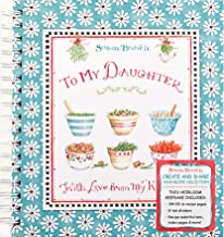 Recipe Keepsake Book – To My Daughter: With Love from My Kitchen PDF